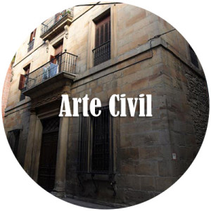 Arte civil - Camino olvidado